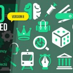300个Icons图标动画效果AE模板 Videohive 300 Animated Icons