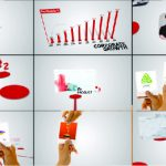 AE模板 手势解说产品分析企业包装 Videohive Corporate Profile With Hand Gestures  免费下载